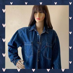 Levi's Jean Shirt